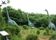 China Sunproof Life Size Dinosaur Models For Science And Technology Exhibition company