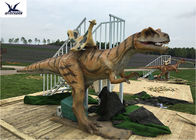 China Outside Realistic High Simulated Ride Along Dinosaur Kiddie Rides Toys company