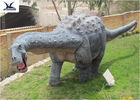 China Zoo Playground Dinosaur Lawn Decorations Robotic Life Size Dinosaur Models factory