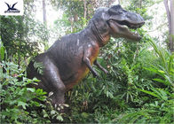 China Museum Display Animatronic Dinosaur Garden Ornaments 1 - 30 Meters Long CE , RoHS factory