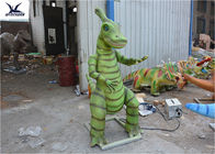 China Animatronic Waterproof Dinosaur Lawn Decorations For Outside Garden factory