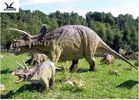 China High Simulation Attractive 	Giant Dinosaur Statue Replica For Amusement Park company