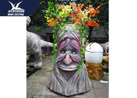 China High Simulation Decorative Statue Speech Tree With Colorful Branches company