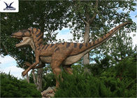 China Interactive Life Size Dinosaur Models With Realistic Surface Snowproof Sunproof factory