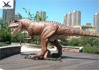 Animated Lifelike Outdoor Dinosaur Statues for Shopping Malls for Exhibit