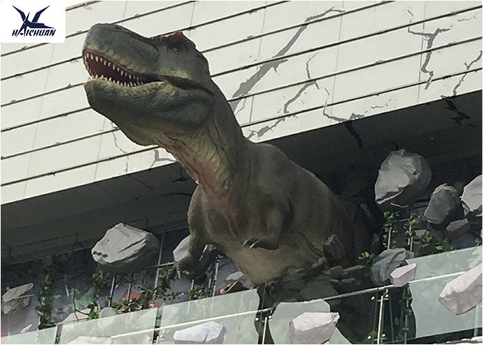 Life Size Mechanical Outdoor Dinosaur Statues For Dinosaur