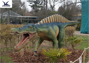 China CE , RoHS Coin Operated Giant Dinosaur Model Exhibition For Dinosaur Park Display factory