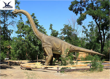 Amusement Equipment Outdoor Dinosaur Statues Large Robotic Moving Dinosaur Model