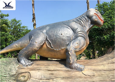 China Attractive Outdoor Giant Fiberglass Animal Sculptures , Custom Life Size Statues  factory