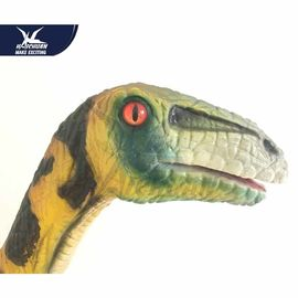 China Mechanical Alive Outdoor Dinosaur Lawn Ornament / Large Dinosaur Models factory
