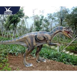 China Lifelike High Simulation Realistic Dinosaur Models For Outdoor Theme Park factory