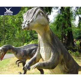 China Customization Garden Dinosaur Statues For Shioping Mall  /  Dinosaur Yard Decorations factory