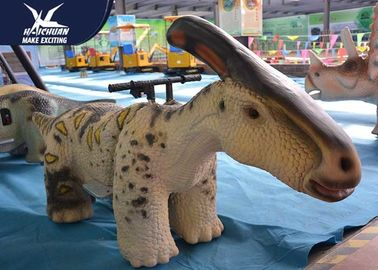 China Children Love Silicon Motorized Animal Scooter Dinosaur For Big Shopping Malls factory