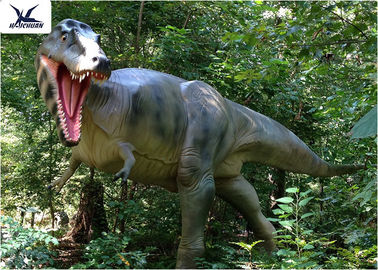 China Coin Opearated Animatronic Marvel Outdoor Dinosaur For Exhibition Sunproof factory