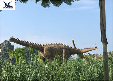 China Professional Display Outdoor Dinosaur / Remote Control Dinosaur Yard Decorations factory